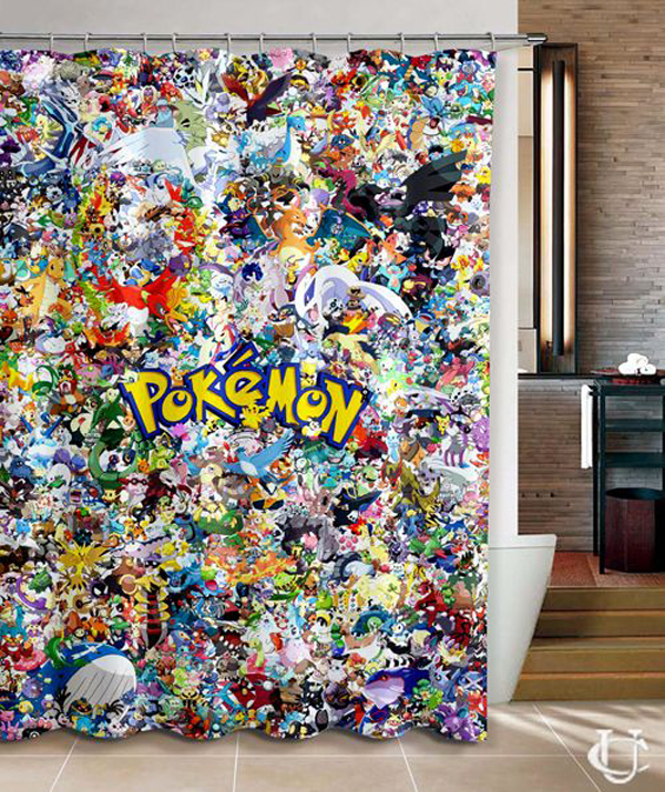 10 Cute And Adorable Ways To DIY Pokemon Home Design And Interior