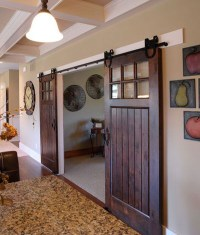 20 Awesome Sliding Doors With Rustic Accent | Home Design ...