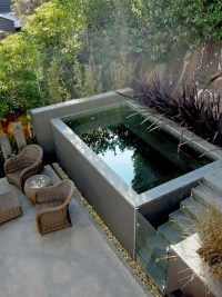 18 Gorgeous Plunge Pools For Tiny Backyard | Home Design ...