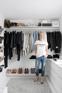 Beautiful Walk-In Closet With Low Budget | Home Design And ...