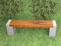 25 Amazing DIY Outdoor Bench For Your Garden