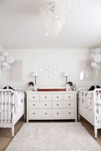 35 Cute Twin Nursery With Warm Colors | Home Design And ...