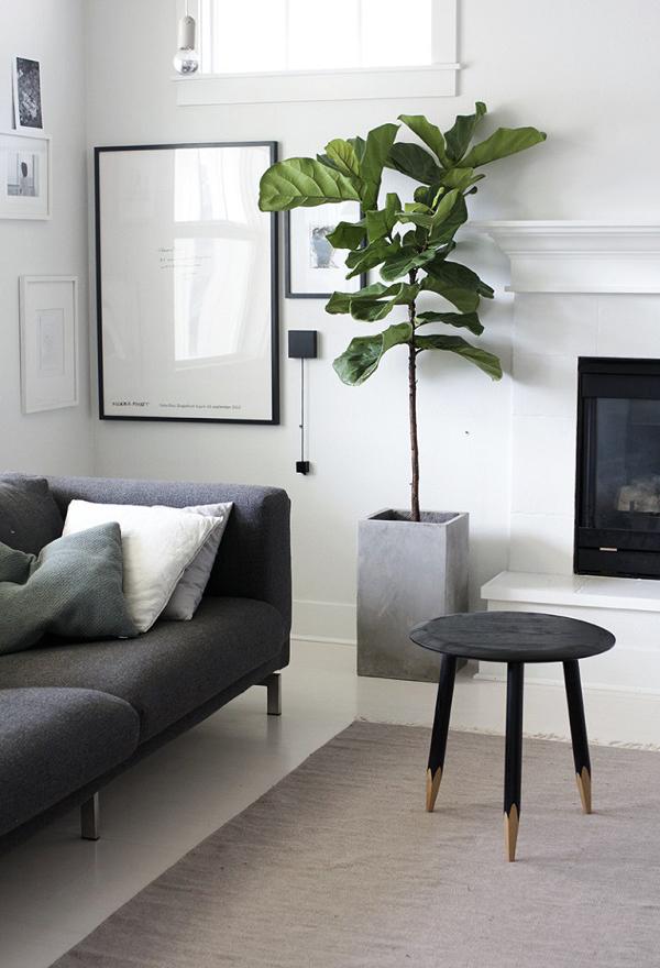 20 Modern Indoor Garden With Scandinavian Style   Home ...