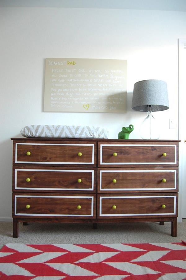 35 Easy And Simple IKEA Tarva Dresser Hacks  Home Design