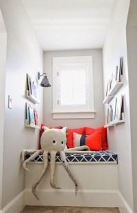 20 Cozy DIY Reading Nooks For Kids | Home Design And Interior
