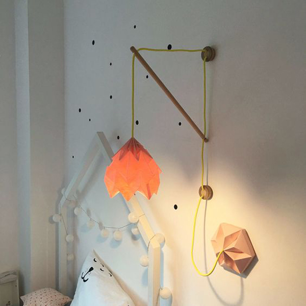 10 Cute And Adorable Wall Lamps For Kids Room