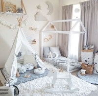 15 Safe And Cozy Kids Floor Bed Ideas | Home Design And ...
