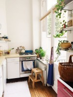 25 Cozy And Minimalist Scandinavian Kitchen Ideas ...