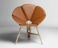 Concertina Chair And Table With Flower Shapes   Home ...