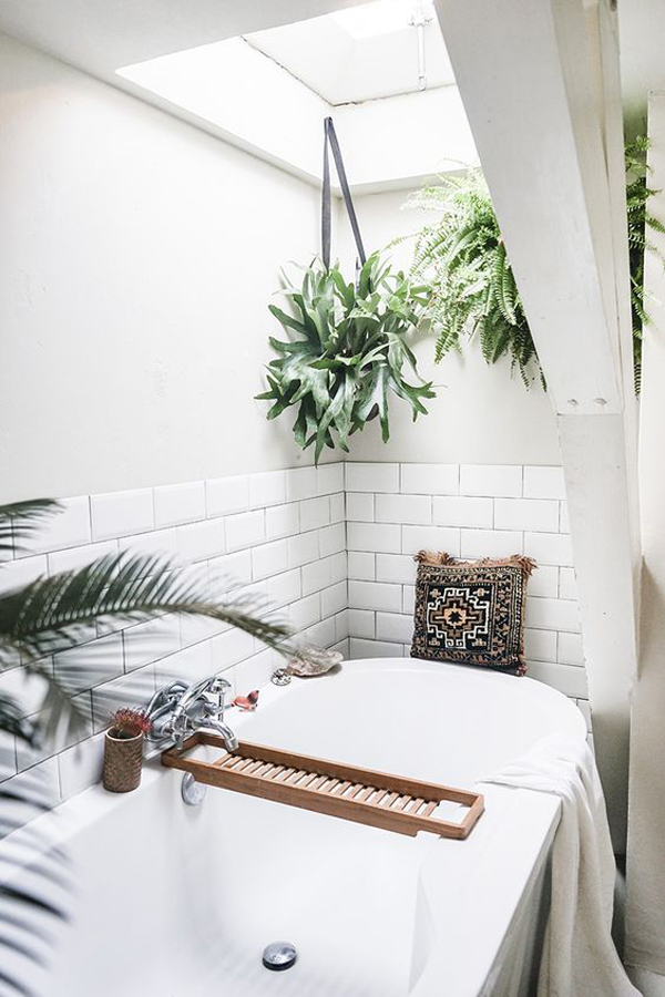 20 chic and minimalist boho bathroom design ideas | home design
