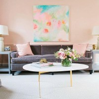 15 Pretty Living Room Ideas For Fashionable Young Girl's ...