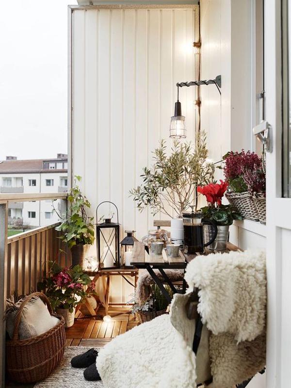 35 Awesome Tiny Balcony Decor Ideas Homemydesign