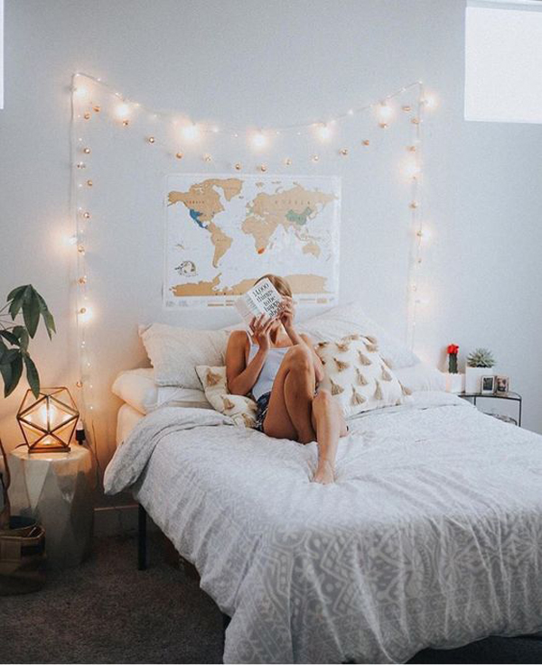 20 Pretty Dorm Room Ideas For Popular Girls Home Design