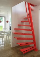 25 Awesome Staircase Design For Small Saving Spaces ...