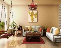 modern-indian-living-apace-with-swing-chairs