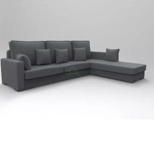 lara l shaped sofa gray home n