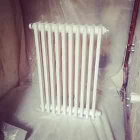 peinture haute temperature bombe radiateur fonte