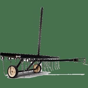 Agri-Fab-45-0295-48-Inch-Tine-Tow-Dethatcher