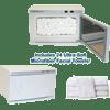 High-Capacity-Hot-Towel-&-UV-Sterilizer-Cabinet-