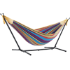 Vivere-Double-Hammock-with-Space-Saving-Steel-Stand