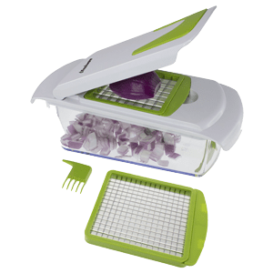 Freshware-KT-402-2-in-1-Onion,-Vegetable,-Fruit,-and-Cheese-Chopper