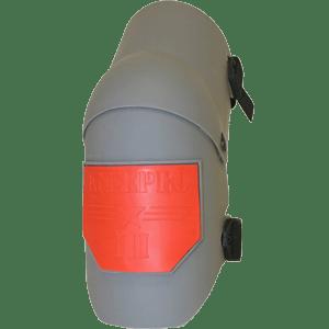 KP-Industries-Knee-Pro-Ultra-Flex-III-Knee-Pads---Gray-and-Orange