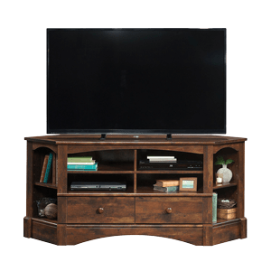 Sauder-420471-Harbor-View-Corner-Entertainment-Credenza,-60,-Curado-Cherry-Finish