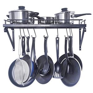 ZESPROKA-Kitchen-Wall-Pot-Pan-Rack