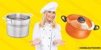 Top 10 Best Pasta Pots – In-depth Guide & Reviews 2018!