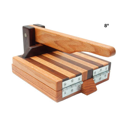 "8"" Hardwood Tortilla Press"