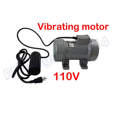 Concrete Vibrator Motor, Concrete Vibrator