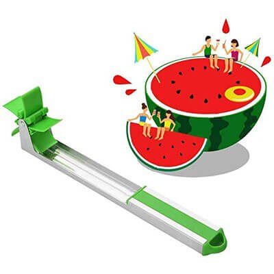 Watermelon Windmill for home Cutter Stainless Steel