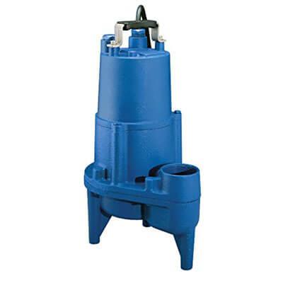 Barnes SEV412 submersible cast-iron sewage pump