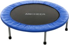 ANCHEER Rebounder Trampoline 38-40 inch for Adults and Kids