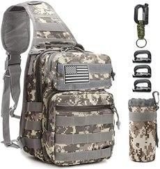 Monoki Tactical Sling Backpack
