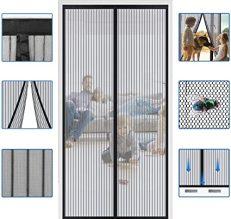 Reinforced Widen Magnetic Screen Door