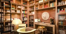 Pictures of Home Libraries Designs
