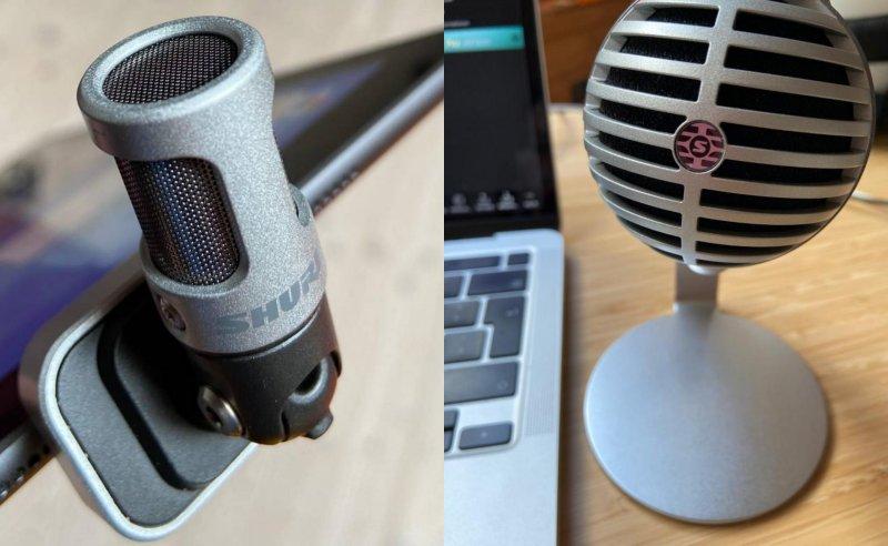 Shure MV88 und MV5 im Review