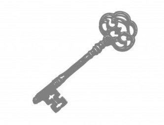 key to hope key
