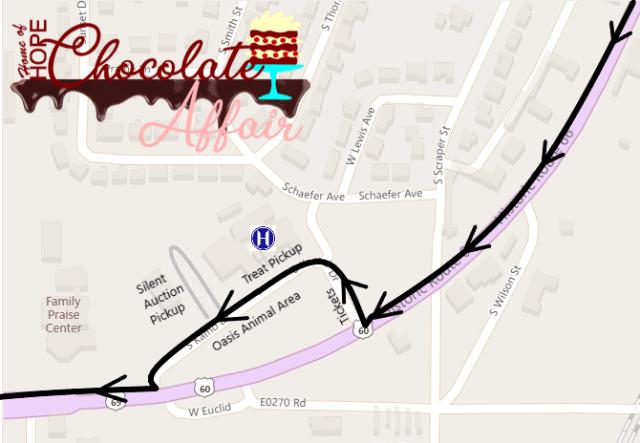 chocolate affair map