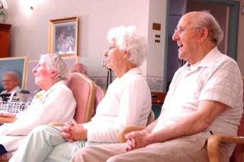 Joyful Audience