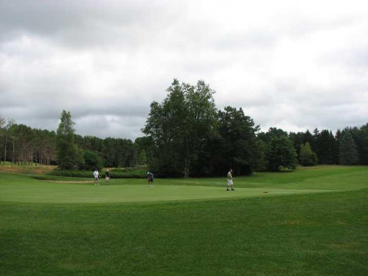 A beautiful day at Brunswick Golf Club