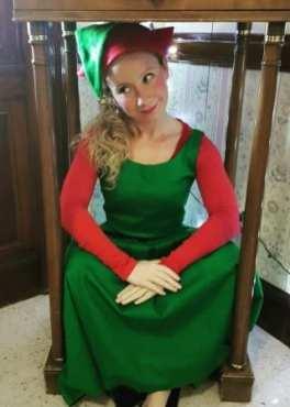 Elf on a Shelf Kaela