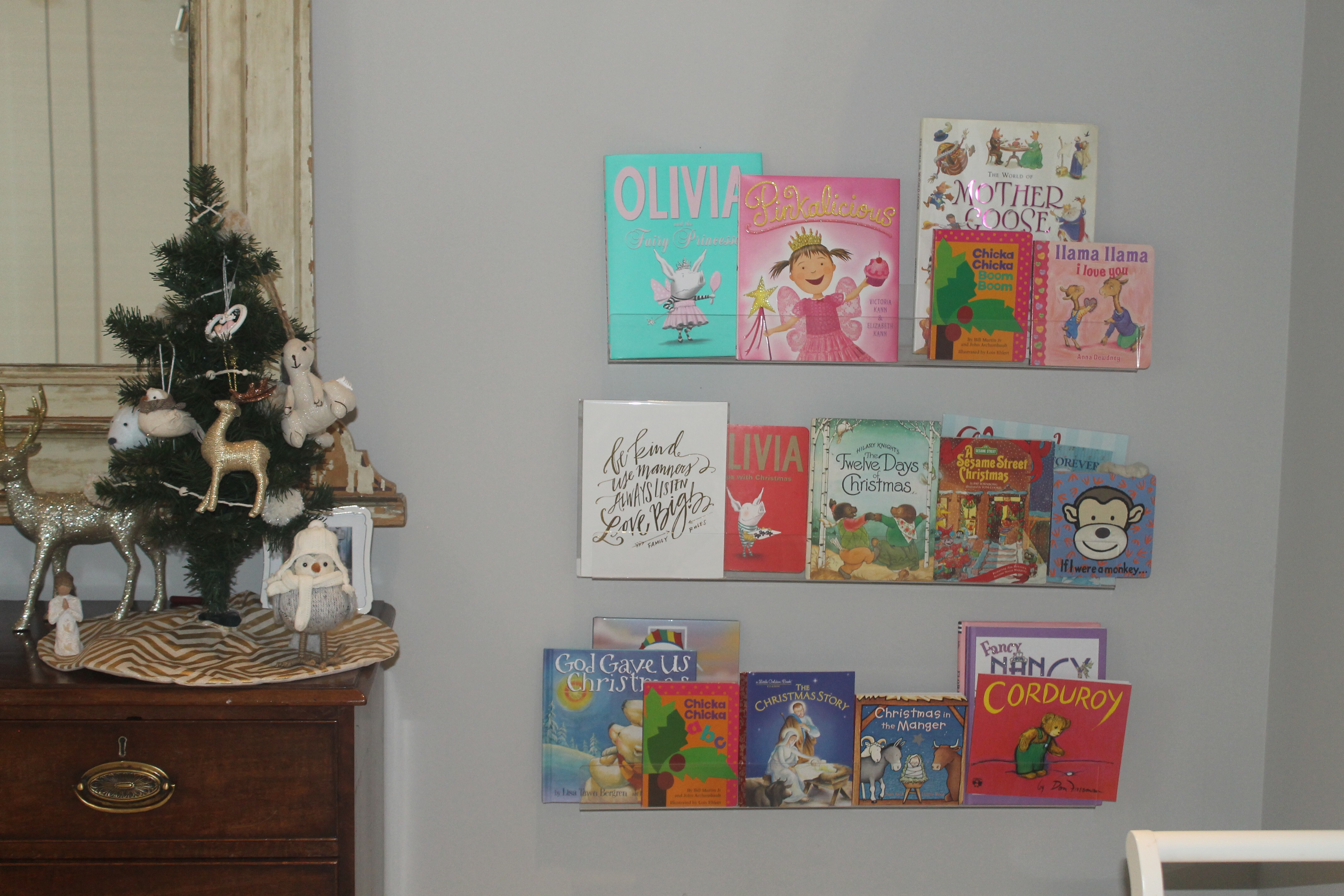 Kids Rooms Decorated For Christmas Home Of Malones