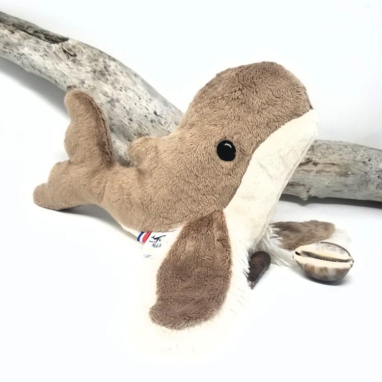 Marceau le baleineau sable 3