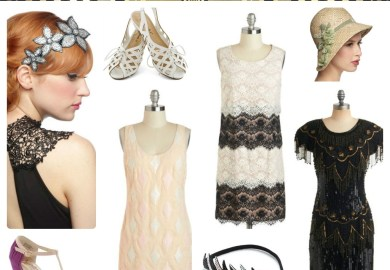 Gatsby Inspired Fashion