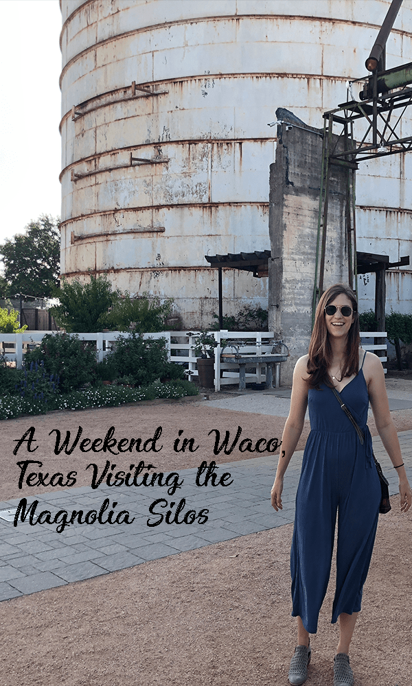 A weekend in Texas, visiting the Magnolia Silos
