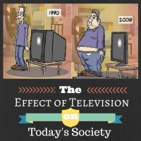 The Effect of Television on Today's Society!!