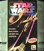 Star Wars Screen Entertainment Box Art