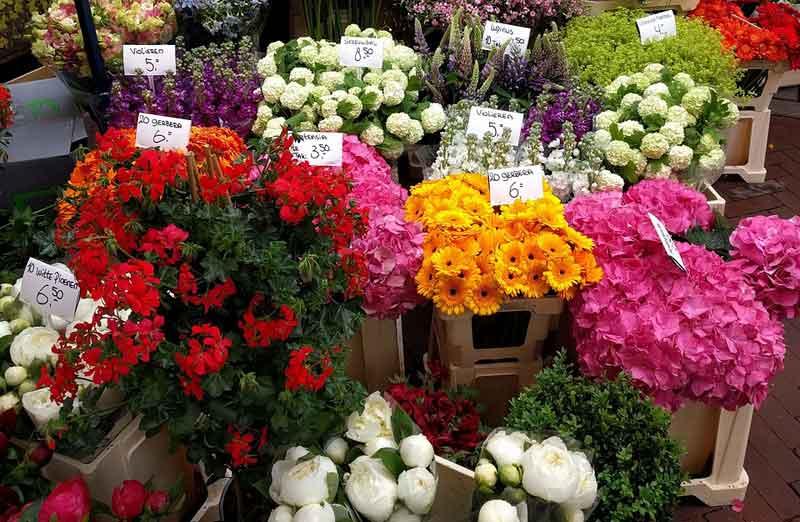 Bloemenmarkt